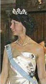 princess desiree in connaught tiara