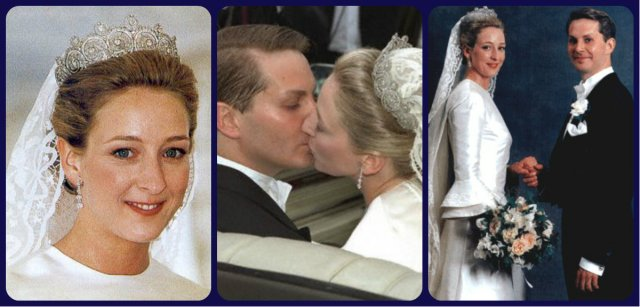 princess alexandra of sayn-Wittgenstein-Berleburg wedding