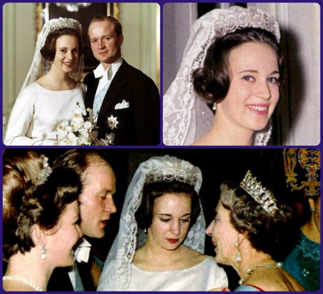 Princess Benedikte of Denmark Wedding