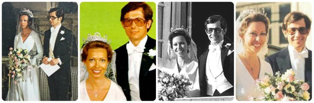 Princess Christina of Sweden Wedding