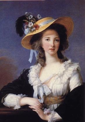 Yolande Martine Gabrielle de Polastron, Duchess of Polignac