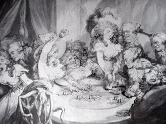 duchess of devonshire gambling