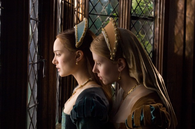 Portman & Johansson in the Other Boleyn Girl