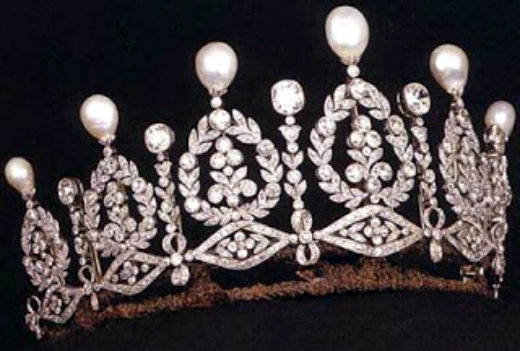 Alba Wedding Tiara