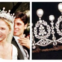 tiara time: the Alba Wedding Tiara