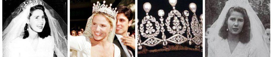 alba pearl and diamond tiara