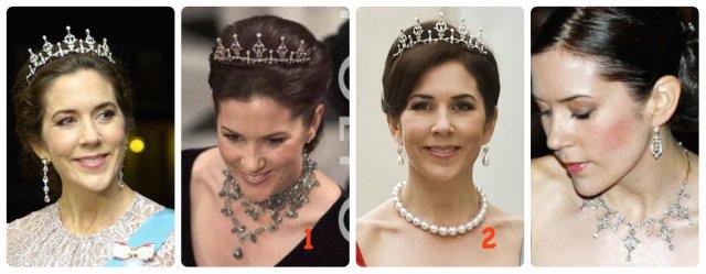 crown princess mary wedding tiara