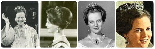margrethe alexandrine drop tiara