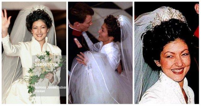 Prince Joachim Alexandra Wedding