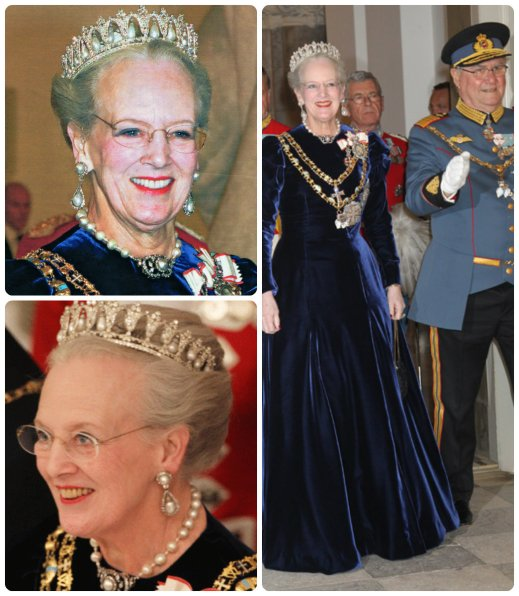 Queen margrethe's 40th jubilee