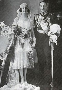 wedding of 17th Duke & Duchess of Alba