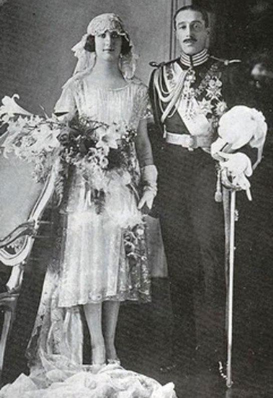 wedding of 17th Duke & Duchess of Alba