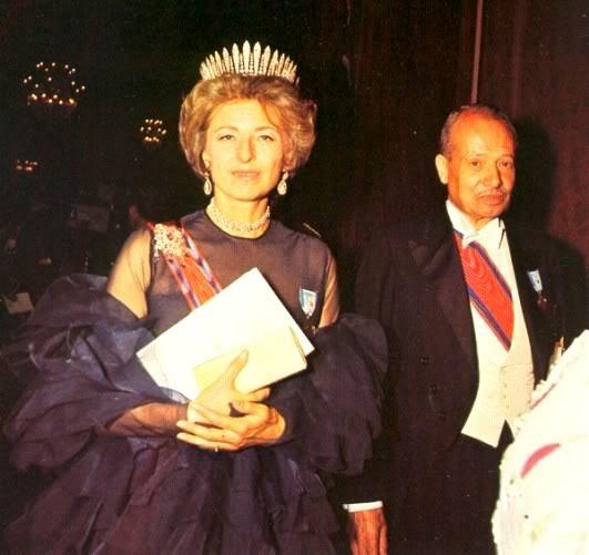 princess gina and prince franz josef II