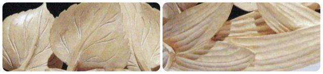 linley wooden tiara detail