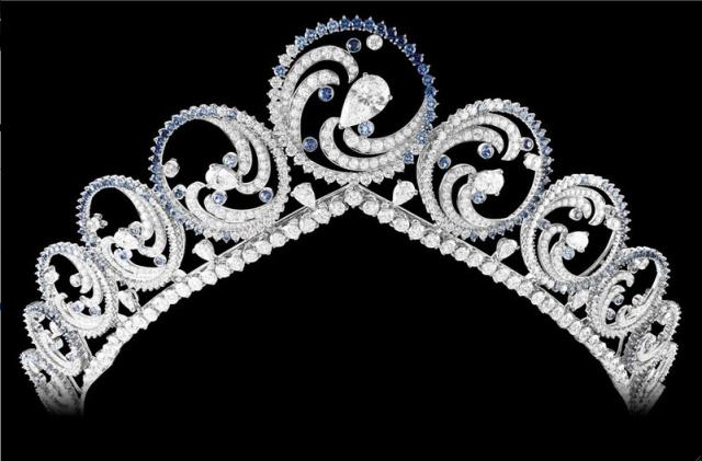 ocean tiara