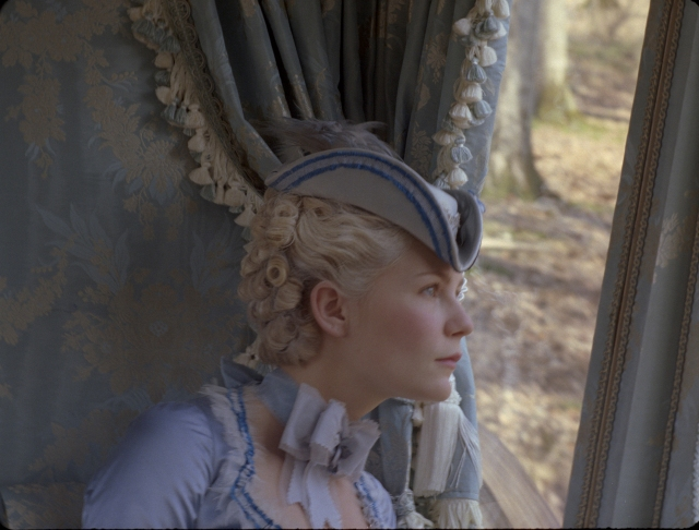 marie antoinette film carriage ridge scene