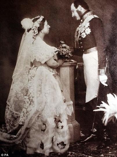 prince albert queen victoria wedding