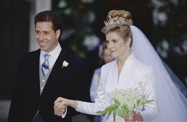 viscount of linley wedding 1993