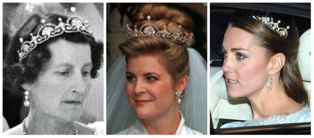 wearers of the Lotus Flower Tiara