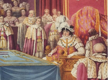 George IV Coronation
