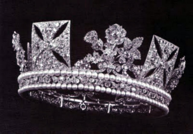 Tiara Time The Diamond Diadem Tiaras And Trianon