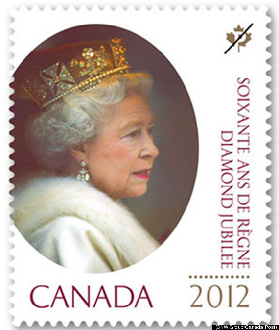 QUEEN-STAMP-CANADA-DIAMOND-JUBILEE