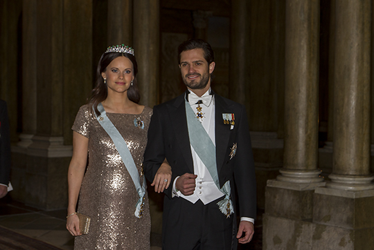 Princess Sofia and Prince Karl Philip