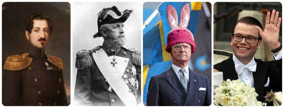 prince oscar of sweden's name sakes