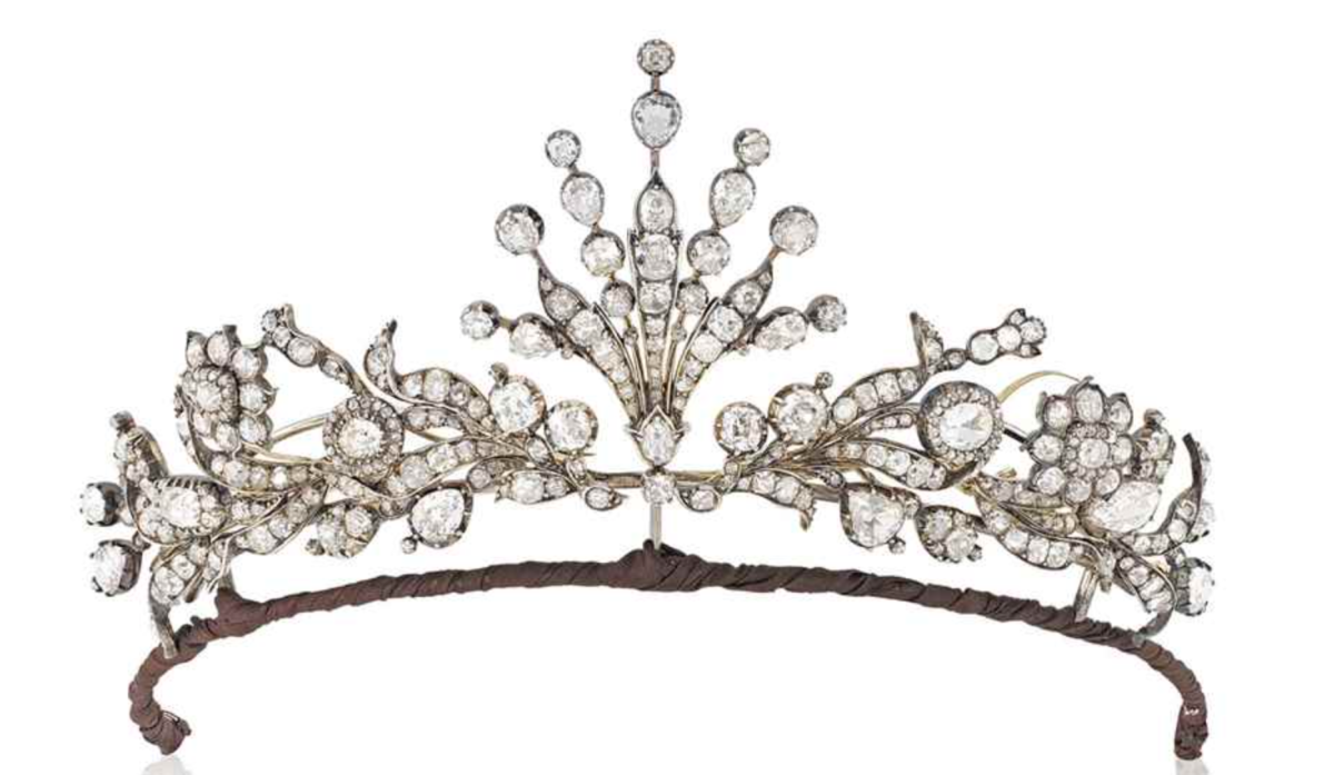 tiara time! Victorian Tiara for Sale